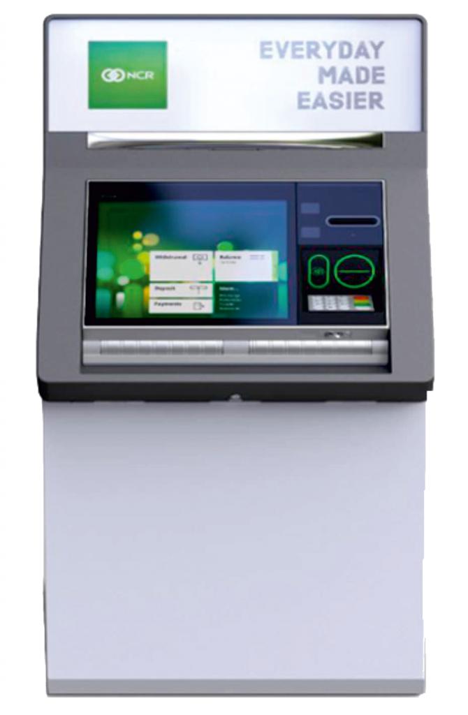 NCR ATMs
